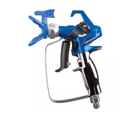 Noul pistol Airless Graco Contractor PC 7